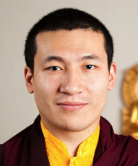 H.H. the 17th Karmapa Trinley Thaye Dorje